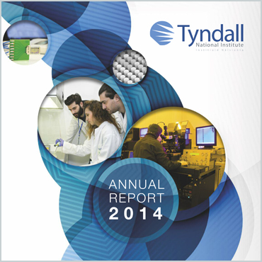 Tyndall Annual Report 2014 Project Thumbnail