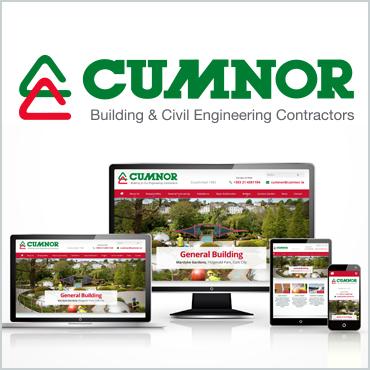 Cumnor Website Project Thumbnail