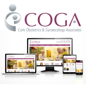 Coga Website Project Highlight Thumbnail
