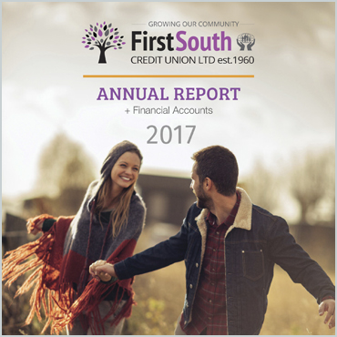 First South Credit Union Annual Report Project 2017 Thumbnail