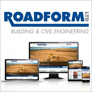 Roadform Website Project Thumbnail