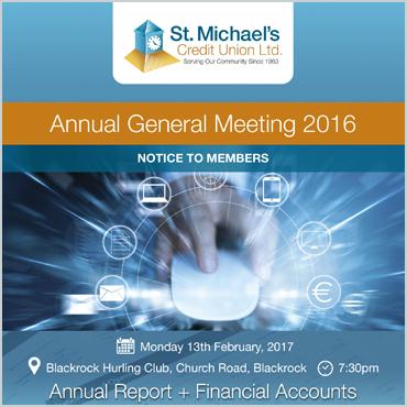St. Michaels Credit Union 2016 Project Thumbnail